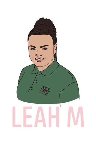 Leah M